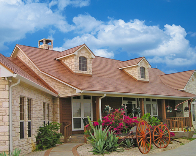 Metal Roofs Fayetteville Custom Fabricated Metal Roofing