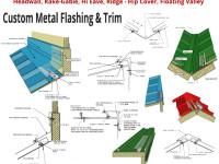 Custom Metal Flashing & Trim